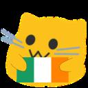 meow ireland blob cats
