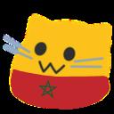 meow morocco blob cats