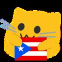 meow puertorico blob cats