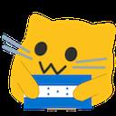 meow hn blob cats
