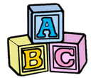 abc blocks random