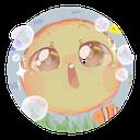 yellow bubble random