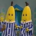 bananas in pajamas random