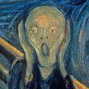 the scream random