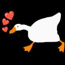 gooses kiss random