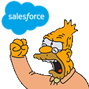 old man yells at salesforce random
